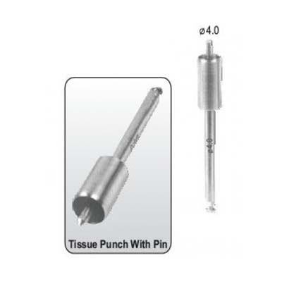 Tissue Punch With Pin